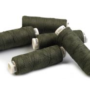 Butika.hu hobby webáruház - Hagal len cérna, 50m, 240231, 687, Bronze Green