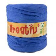 Butika.hu hobby webáruház - Kreatív pamut pólófonal, nagy gombolyag, kék, Kreativ-528