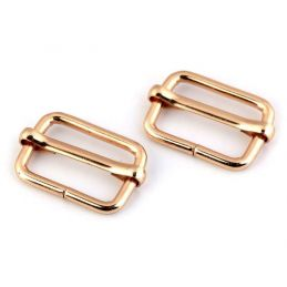 Butika.hu hobby webáruház - Fém mozgócsúszó szett, 20mm, 10db, 730187 - világos arany