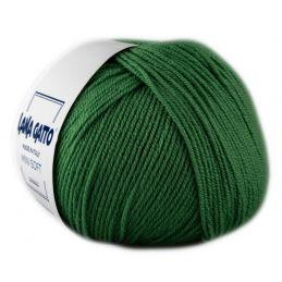Butika.hu hobby webáruház - Lana Gatto Mini Soft kötőfonal, extra finom merinó - 8562, Verde
