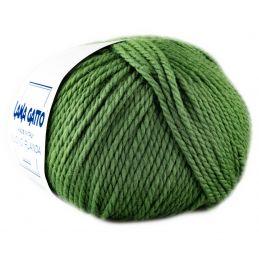 Butika.hu hobby webáruház - Lana Gatto, Nuovo Irlanda kötő fonal, 100% tiszta merinó - 13278, Verde