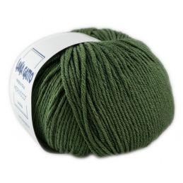 Butika.hu hobby webáruház - Lana Gatto, Merinocot kötő fonal, merinó gyapjú és pamut - 14256, Verde