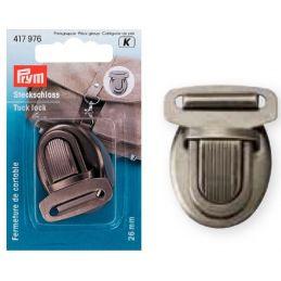 Butika.hu hobby webáruház - Táska mágneszár, 14mm, 5db, 060808 - antik