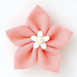 Butika.hu hobby webáruház - Clover Kanzashi virágkészítő sablon, 35mm virág, 5 szirom - CL8491