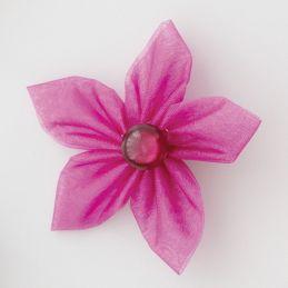 Butika.hu hobby webáruház - Clover Kanzashi virágkészítő sablon, 75mm virág, 5 szirom - CL8483