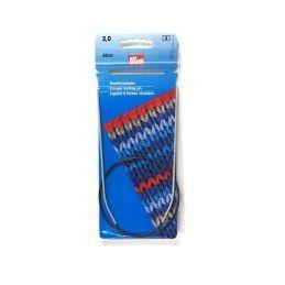Butika.hu hobby webáruház - Prym Brilliant körkötőtű 12mm/80cm, 212244