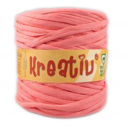 Butika.hu hobby webáruház - Kreatív pamut pólófonal, nagy gombolyag, sötét rózsaszín, Kreativ-616