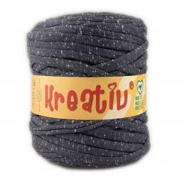 Butika.hu hobby webáruház - Kreatív pamut pólófonal, nagy gombolyag, mintás, Kreativ-647