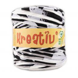 Butika.hu hobby webáruház - Kreatív pamut pólófonal, nagy gombolyag, mintás, Kreativ-657