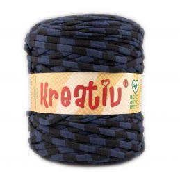 Butika.hu hobby webáruház - Kreatív pamut pólófonal, nagy gombolyag, mintás, Kreativ-661