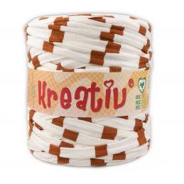 Butika.hu hobby webáruház - Kreatív pamut pólófonal, nagy gombolyag, mintás, Kreativ-663