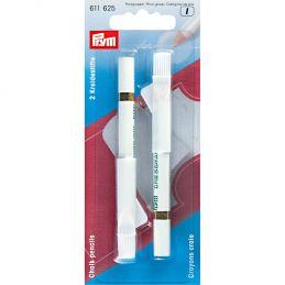 PRYM kréta ceruzák, kis törlő ecsettel - 611625