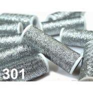 Butika.hu hobby webáruház - Metalux hímzőcérna, 60m, Silver 301, 520023