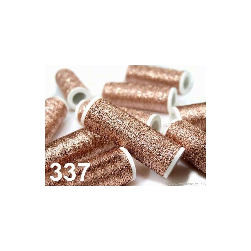Butika.hu hobby webáruház - Metalux hímzőcérna, 60m, Almost apricot 337, 520023