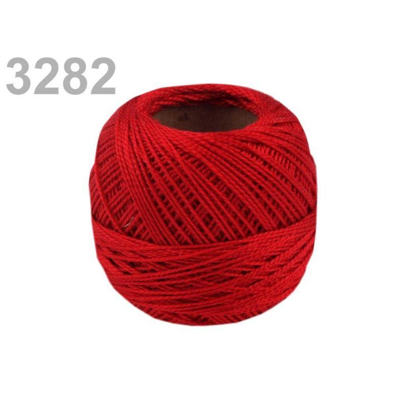 Butika.hu hobby webáruház - Hímzőcérna Cotton Perle Nitarna, Uni - 290104, 3282, American beauty