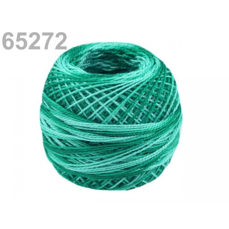 Butika.hu hobby webáruház - Hímzőcérna Cotton Perle Nitarna - policolor, 290019, 65272,  ponderosa pine