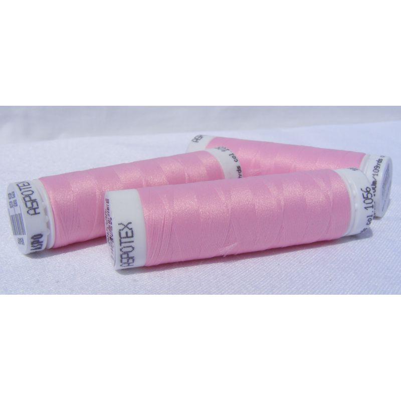 Butika.hu hobby webáruház - Amann Aspotex 120 poliészter varrócérna, 100m, Begonia Pink, 1056