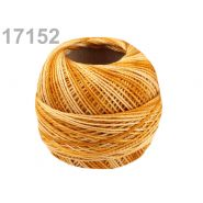 Butika.hu hobby webáruház - Hímzőcérna Cotton Perle Nitarna, Uni - 290104, 3572, Bordeaux