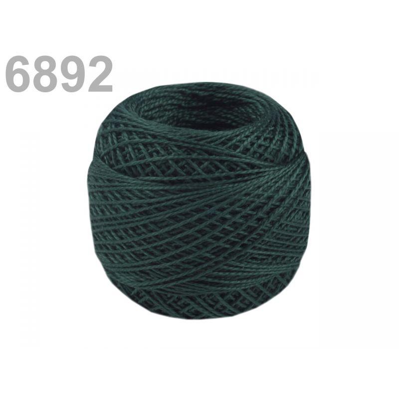 Butika.hu hobby webáruház - Hímzőcérna Cotton Perle Nitarna, Uni - 290104, 6892, june bug