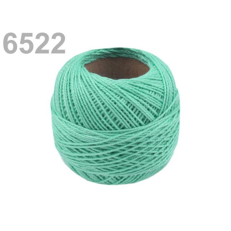 Butika.hu hobby webáruház - Hímzőcérna Cotton Perle Nitarna, uni - 290104, 6522, szomorú kék