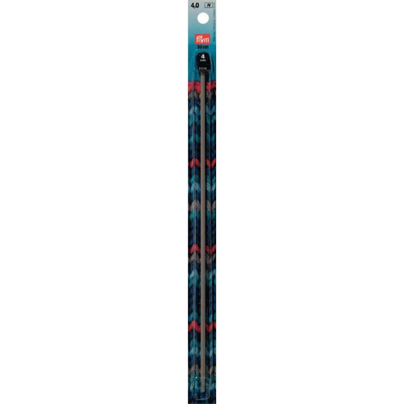 Butika.hu hobby webáruház - Prym tuniszi fém horgolótű - 4mm/30cm, 195217