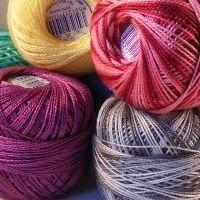 Olcsó és minőségi pamut hímzőcérnák, Cotton Perle Nitarna -  Butika.hu