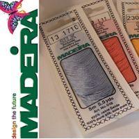 Minőségi Silk Madeira selyem hímző fonal -  Butika.hu