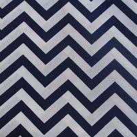 Patchwork pamutvásznak - csíkokkal, négyzetekkel