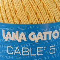 Lana Gatto Cable5 kötő/horgoló fonal
