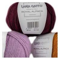 Lana Gatto Royal Alpaca kötőfonal, baby alpaka
