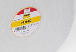 Ismerd meg a Vlieseline H640, közepes vastagságú ragasztós közbélést
