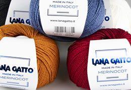 Ismerd meg a Lana Gatto Merinocot fonalat